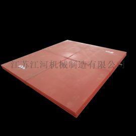 江西耐磨衬板价格高合金板 江河耐磨材料