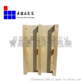 青岛木托盘销售 木卡板方便耐用通关方便快捷