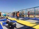 上海超级大蹦床设备租赁 超级大蹦床制造出租