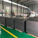 供应定制各规格增强耐磨聚乙烯塑料车厢滑板
