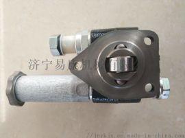 现代R215挖掘机康明斯B5.9发动机输油泵