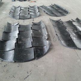 陕西 碳化铬耐磨衬板 耐热耐磨衬板 江河耐磨材料