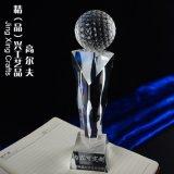 奖杯奖牌定做 水晶奖杯 高尔夫巡回赛奖杯奖牌