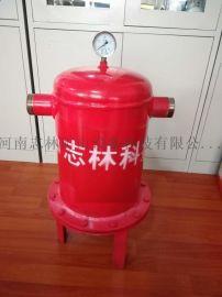 WPG-ZY压风管路汽水分离器山西汽水分离器厂家