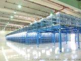 山西倉庫倉儲貨架多層收納重型貨物鐵架子廠家