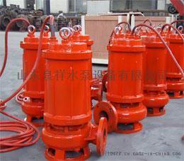 污水泵_排污泵_耐高温潜水排污泵_泉祥水泵