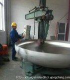 國標大口徑封頭生產廠家口徑可達5米