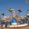 公园游乐场设备自控飞机8臂旋转自由升降配置报价