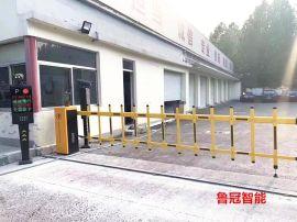 济南起落杆厂家|济南车牌自动识别安装|章丘道闸门
