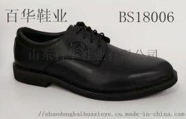 百华商务休闲鞋BS18006