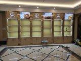 各种烤漆展柜设计定制,商场货架设计定制,化妆品展柜