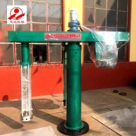高速分散乳化机125型液压升降乳化机130型叶片不锈钢乳化釜定制