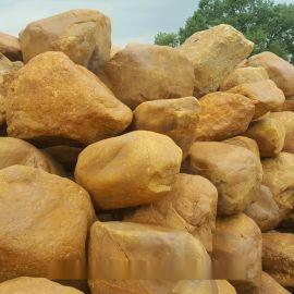 广东景观黄蜡石  全国各地 园林造景好石材