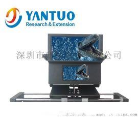 研拓供应高光效电影院3D设备,双光路被动工3D设备