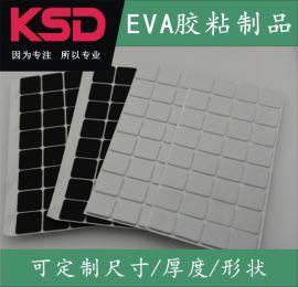 常州防静电EVA泡棉冲型,带胶泡棉垫,高回弹泡棉