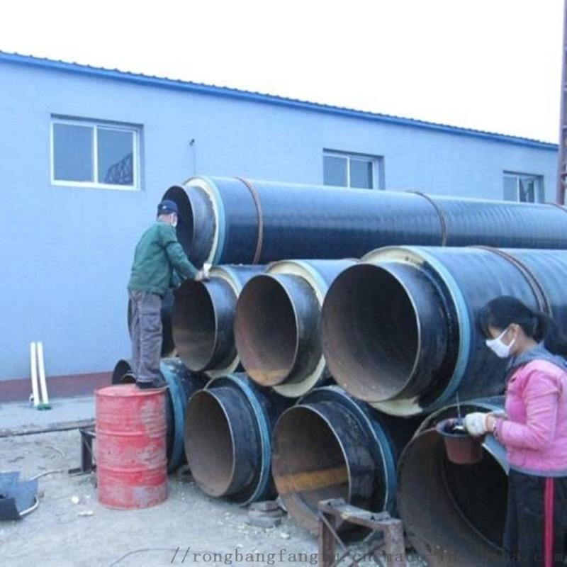 聚氨酯聚乙烯发泡保温管,地埋预制保温管