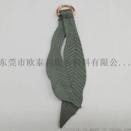 厂家专业生产吊牌皮牌皮拉片钥匙扣塑胶制品五金制品