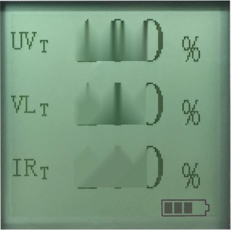 在線透光率計透光率測試儀串口透光率計