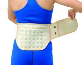 磁性護腰/護背帶 -1