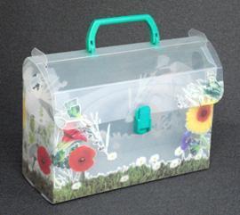PVC/PET/PP透明胶盒