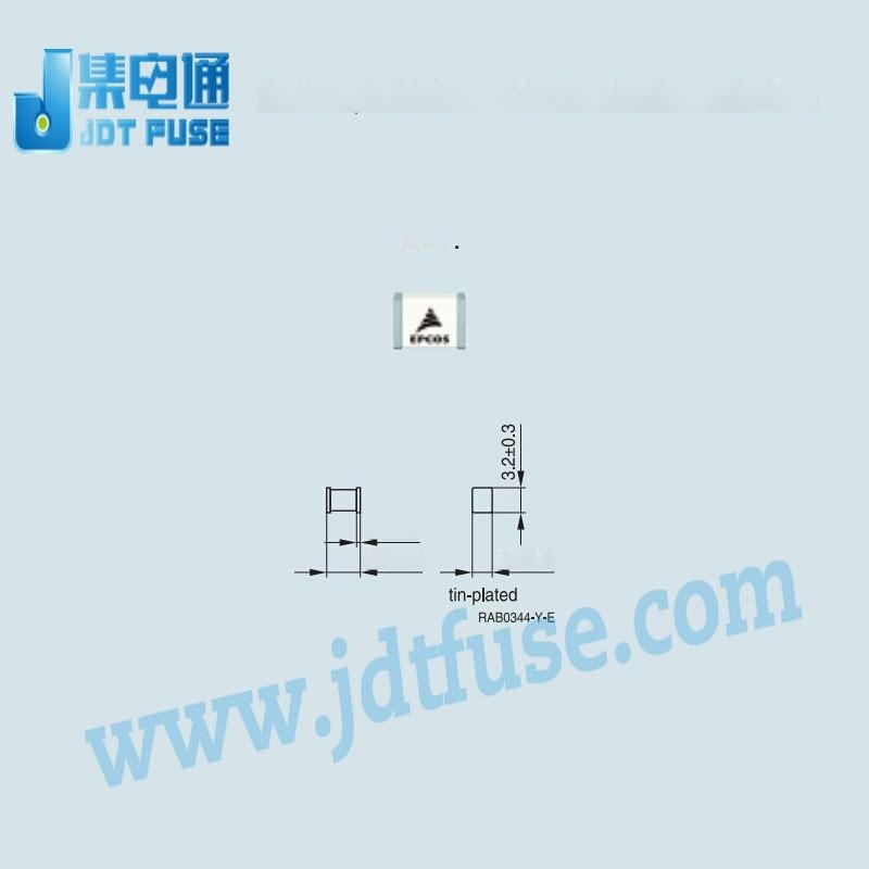 EPCOS爱普科斯GDT气体放电管S30-A200X贴片B88069X2543T203二极