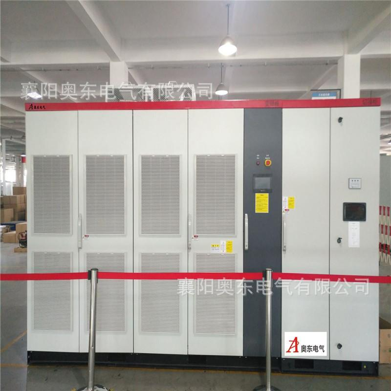 高压变频器在同步电机上的应用 满足永磁电机带载启动