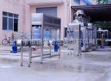 桶装水生产线全自动大桶水灌装设备在线提桶套袋机在线提桶机