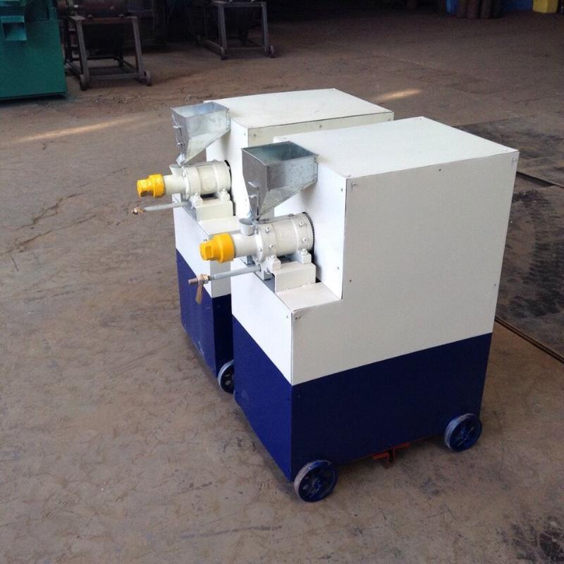 小型40型膨化机 多功能食品膨化机 狐狸饲料膨化机