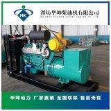工廠停電備用電源250kw柴油發電機組銅線電機油耗低功率足
