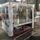 厂家直销三合一灌装机设备 果汁饮料灌装机