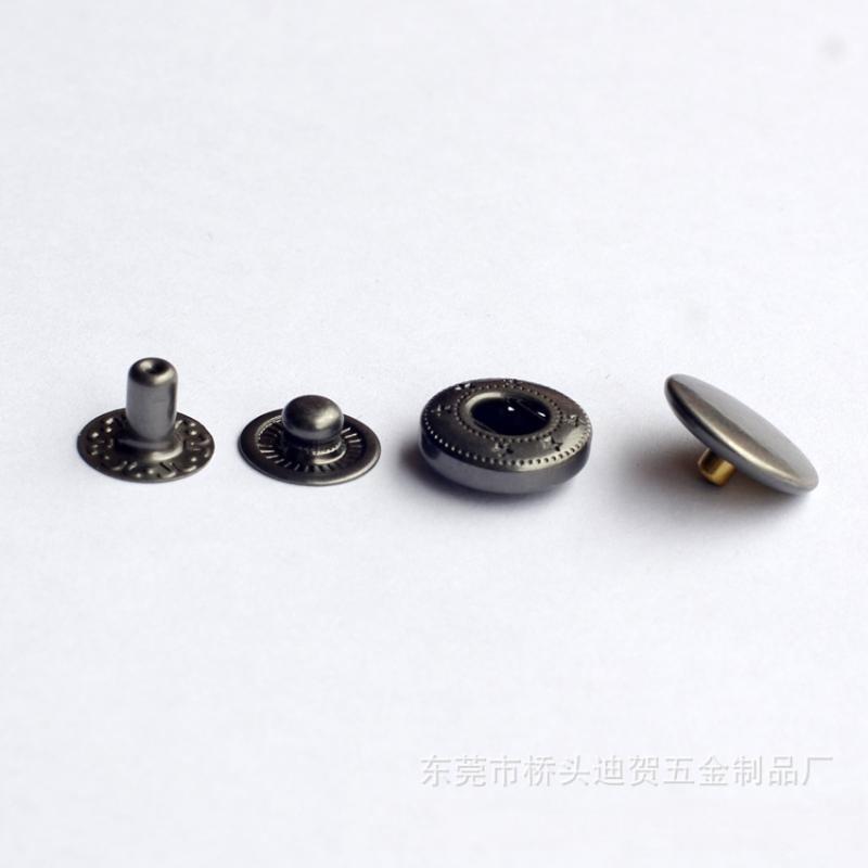 環保四合扣  不鏽鋼四合扣生產廠家 不鏽鋼車縫鈕批發