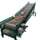 熱銷不鏽鋼輸送網帶 糧食皮帶輸送機 轉彎鏈板輸送機