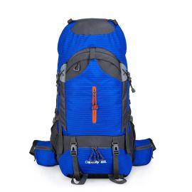 2019新款户外大容量登山包双肩包60L男女登山包休闲旅行包