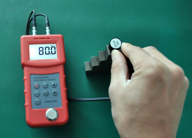 塑钢测厚仪  玻璃厚度测试仪