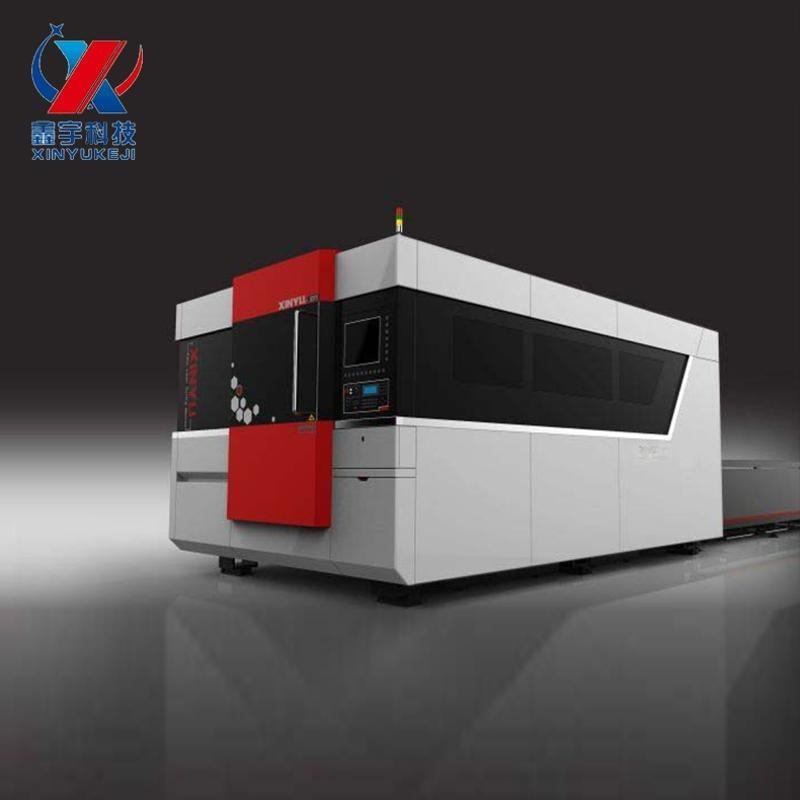 交换式4020光纤激光切割机 厂家供应激光切割机