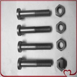钨螺栓   钨丝杆  配重钨螺丝  钨配件  M5 M6 M8 M10 M12