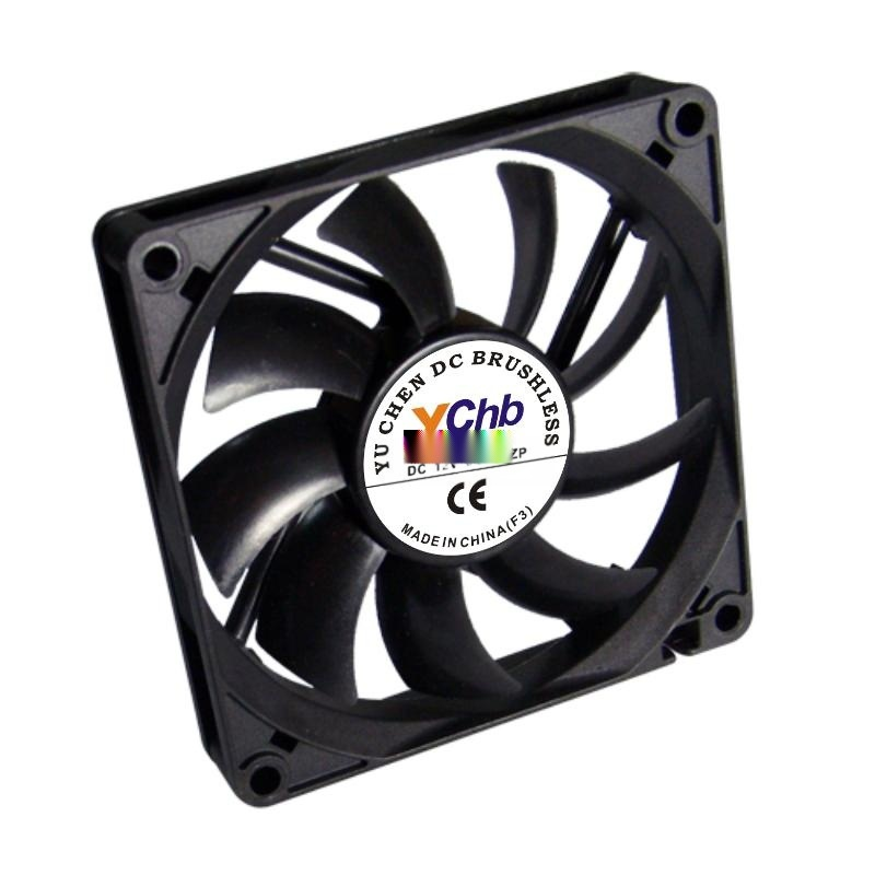 深圳禹臣慧博3D打印机配件8015无刷风扇