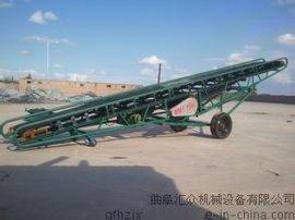 粮食储备专用皮带输送机 采石场用皮带输送设备