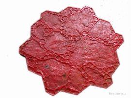 混凝土彩色压花地坪模具批发
