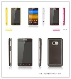 HK6186 CDMA 1X450+CDMA EVDO 高通芯片安卓4.0。4.5 寸屏幕
