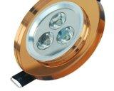 商場照明LED水晶天花燈/3W,LED天花燈