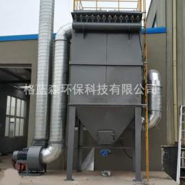青岛格蓝森环保家具厂木工中央除尘系统