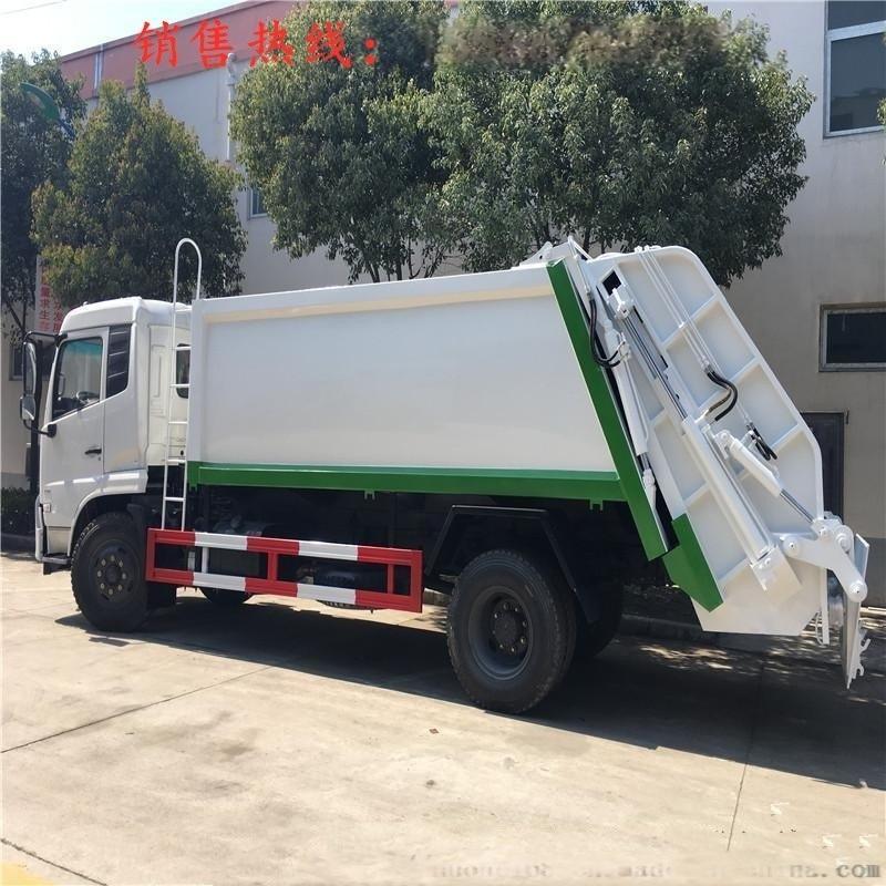 东风天锦14方压缩垃圾车哪里有卖的