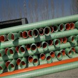 玻璃钢缠绕管道,mpp玻璃钢复合管