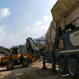 山石破碎机设备 恒美百特时产300吨石子破碎机