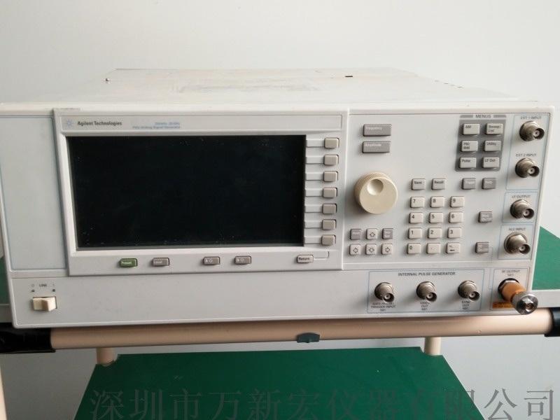 安捷倫信號發生器E8257D維修放心省心