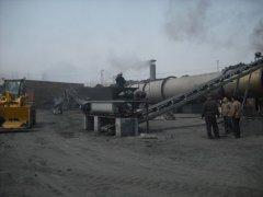 四川粉煤灰烘干机除尘器,粉煤灰烘干机配套设备,粉煤灰烘干机工作原理