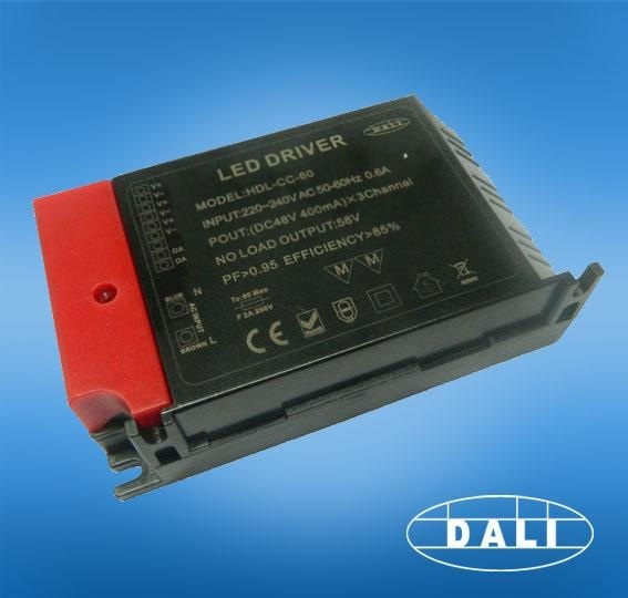 雙通道40w恆定電流,DALI調光 led驅動器