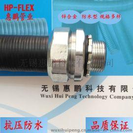 WBG防水接线盒连接器 电缆软管防水接头 普利卡软管接头 抗压耐腐