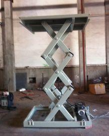 泰安0.5-30吨升降机液压升降平台济南强力移动登车桥